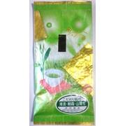煎茶 極上茶B 100g入です。 有機JAS認定茶園栽培で栽培したお茶です。深い味わいと香り豊かなとても美味しいお茶です。ゆったりしたお茶の時間に至福の一杯になる事でしょう。御贈答にもとても喜ばれます。100g詰袋は1袋~4袋まで送料185円です。